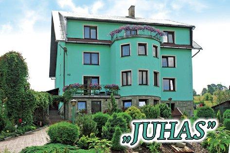 """Dom Wczasowy """"Juhas"""""""